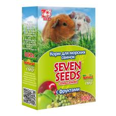 7 семян Корм для морских свинок с фруктами 500 г
