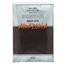"""ADA Aqua Soil Amazonia - Основной питательный субстрат """"Амазония"""", пакет 9 л"""