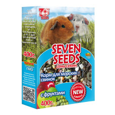 SPECIAL 7 семян Корм для морских свинок с фруктами 400 г