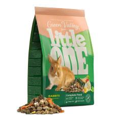 LITTLE ONE - Корм Зеленая долина из разнотравья для кроликов 750 г