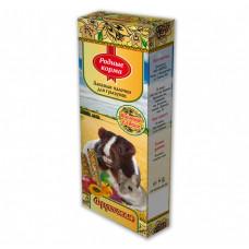 Родные корма Зерновые палочки для грызунов с фруктами, 2 шт