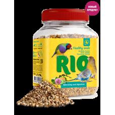 РИО Лакомство Полезные семена для птиц, 240 гр
