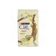 Кэт Чау Корм для кошек с уткой 1,5 кг