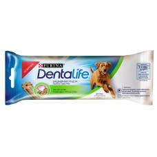 Про План Dentalife Палочки для собак Крупных пород Ежедневный уход за полостью рта 35,5 г