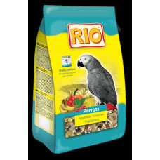 РИО - Корм для крупных попугаев 500 г