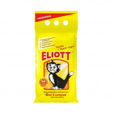 Eliott Clumping Наполнитель комкующийся 5 л (2,5 кг)