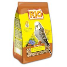 РИО - Корм для волнистых попугайчиков в период линьки 500 г