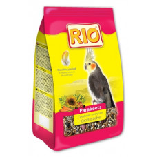 РИО - Корм для средних попугаев в период линьки 500 г
