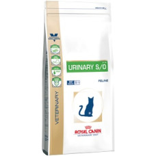 Роял Канин Urinary S/O LP34 Диета для кошек при лечении и профилактике мочекаменной болезни 1,5 кг
