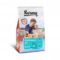 Karmy Гипоаллергенный Мини Корм сухой для собак мелких пород с Ягнёнком, 2 кг