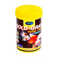 Биодизайн ГОЛД-ГРАН - плавающие палочки (sticks) 2 вида корм для золотых рыб (банка) 250 мл/28 г