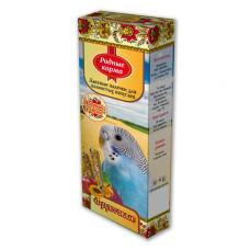 Родные корма Зерновые палочки для попугаев с фруктами 2 шт*45 г