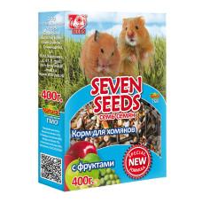 SPECIAL 7 семян Корм для хомяков с фруктами 400 г