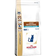 Роял Канин Диета Gastro Intestinal Moderate Calorie GIM35 для кошек при нарушении пищеварения 400 г