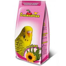 Счастливчик - корм для волнистых попугаев морская капуста 350 г