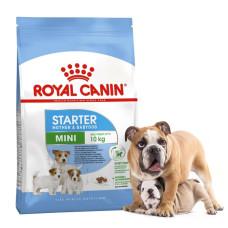 Роял Канин Корм Мини Стартер для щенков мелких пород от отъема до 2-х месяцев 1 кг