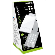 Aquael Светильник LEDDY SMART LED ll PLANT черный 6W