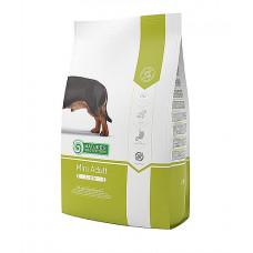 Nature's Protection Корм сухой для взр собак мел пород Мини Эдалт, с мясом Птицы 500 г+500г ПОДАРОК!
