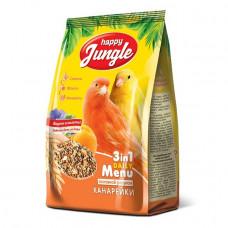 Happy Jungle Корм для канареек, 500 г