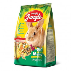 Happy Jungle Корм для кроликов, 400 г