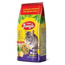 Happy Jungle Корм для шиншилл, 900 г