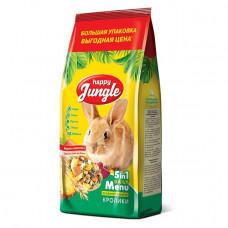 Happy Jungle Корм для кроликов, 900 г