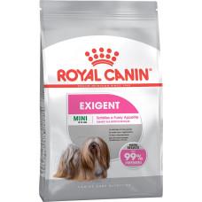 Роял Канин Mini Exigent Корм для собак мелких пород до 10 кг, привередливых в питании, 1,0 кг