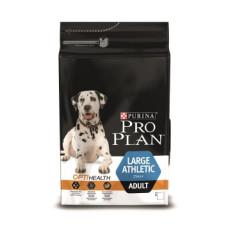 Про План для взрослых собак крупных пород с атлетическим телосложением с курицей и рисом 3 кг