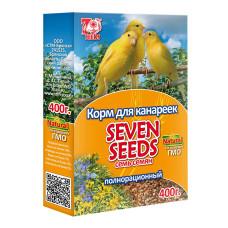7 семян Корм для канареек, 400 г