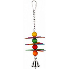 FAUNA INT Игрушка для птиц Шарики с колокольчиком, 20,3*10,5 см