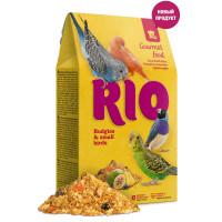 РИО - Гурмэ Корм для волнистых попугайчиков и других мелких птиц 250 г