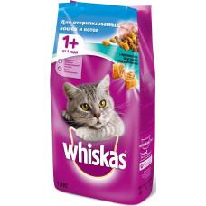 Вискас Special для стерилизованных кошек/кастр. котов с кроликом 1,9 кг