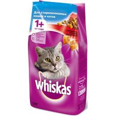 Вискас Special для стерилизованных кошек/кастр. котов с говядиной 1,9 кг