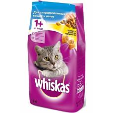 Вискас Special для стерилизованных кошек/кастр. котов с курицей 1,9 кг