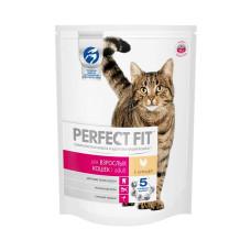Перфект Фит для взрослых кошек с курицей 650 г