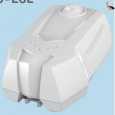 Hidom HD-205 Компрессор 6 Вт, 2х3 л/мин