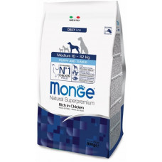 Monge Dog Medium корм для щенков средних пород 800 г