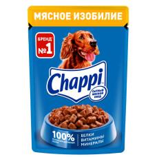 Чаппи консервы Мясное изобилие 85 г