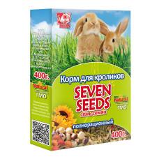 SUPERMIX 7 семян Корм для кроликов, 900 г