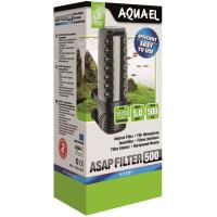AQUAEL Фильтр внутренний ASAP 500, 5 W, 500 л/ч, от 50 до 150 л