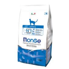 Monge Cat Urinary корм для кошек профилактика МКБ 400 г