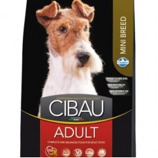 FARMINA Cibau Корм для мелких взрослых собак (Adult Mini), 800 г