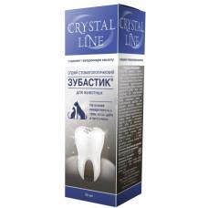 CRYSTAL LINE ЗУБАСТИК Спрей стоматологический, 30 мл