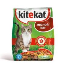 Китекэт Мясной пир - (фасовка) 1 кг