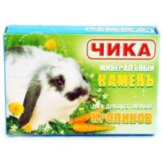 Чика - Минеральный камень для кроликов