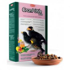 Padovan Гранпатее фруитс - Универсальный корм с насекомыми для насекомоядных и плотоядных птиц, 1 кг
