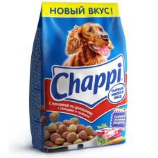Чаппи Корм сухой для взрослых собак всех пород с говядиной по-домашнему, 15 кг