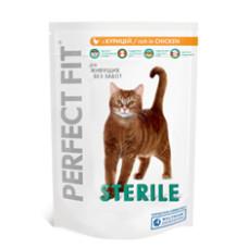 Перфект Фит для стерилизованных кошек и кастр.котов  (фасовка) 1 кг