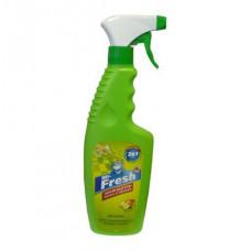 Mr.Fresh 3 в 1 спрей ликвидатор запаха и пятен для кошек 500 мл