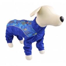 DEZZIE Комбинезон для собак СОЧИ-2014, болонья, йорк № 1, мальчик (5695270)